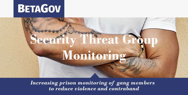 Security Threat Group Monitoring